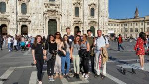 Firmreise Mailand Mai 17