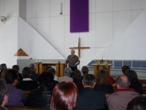 40-Jahr-Jubiläum Kirche 2011