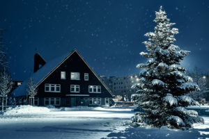 Winter in Volketswil