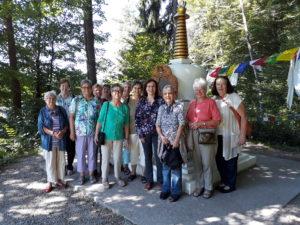 Oaseausflug Kloster Rikon August 17