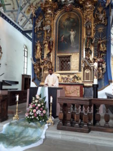 Pfarreiwallfahrt Hergiswald Juni 17